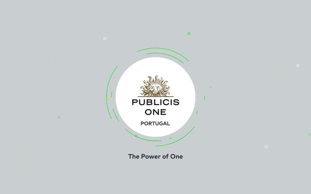PUBLICIS ONE – POWER OF ONE