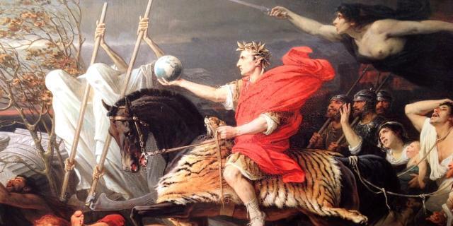 Genitor: The Horse of Julius Caesar