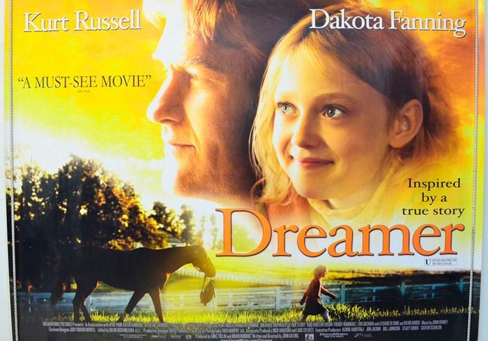 Dreamer Movie Poster