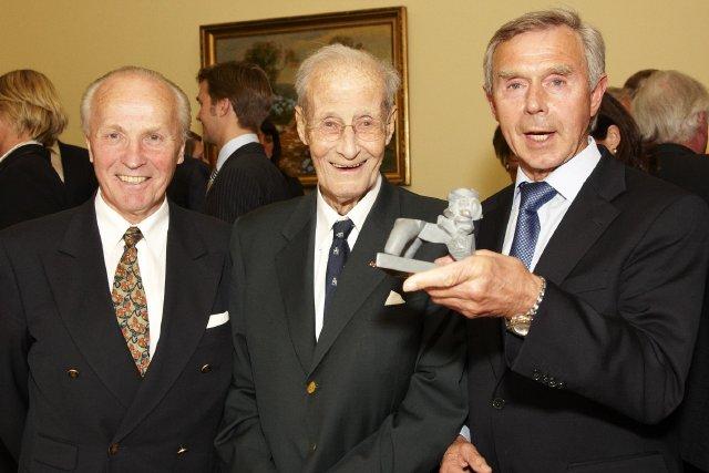 2011 Preistraeger: Meyer, Isenbart and Luther-Stuhr