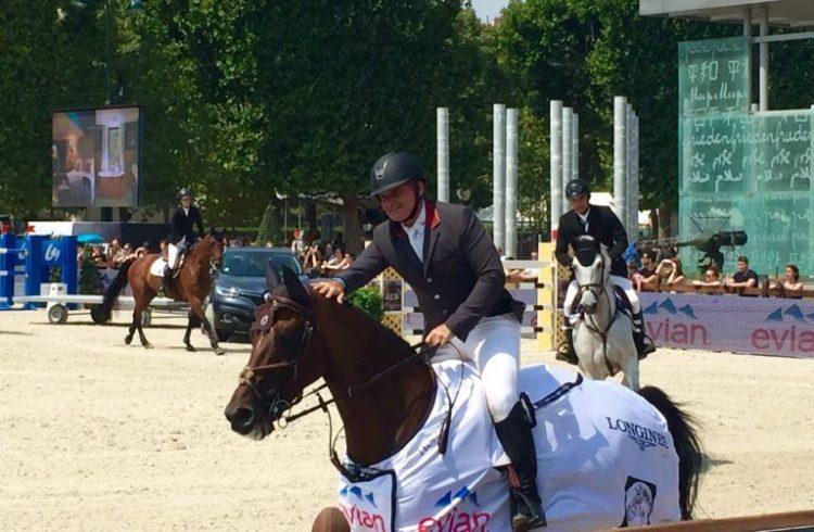 Gustavo Mirabal Equestrian Victory