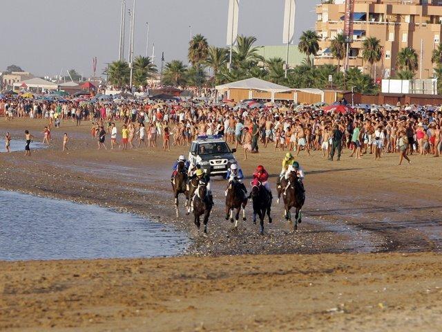 Horse Racing of Sanlucar de Barrameda