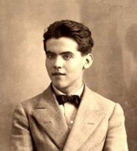 Young Federico García Lorca
