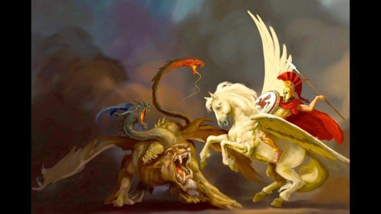 Belerefonte and Pegasus