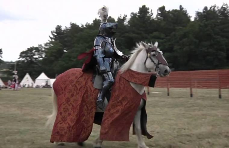Destrier Horse