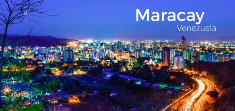 Maracay City, Venezuela