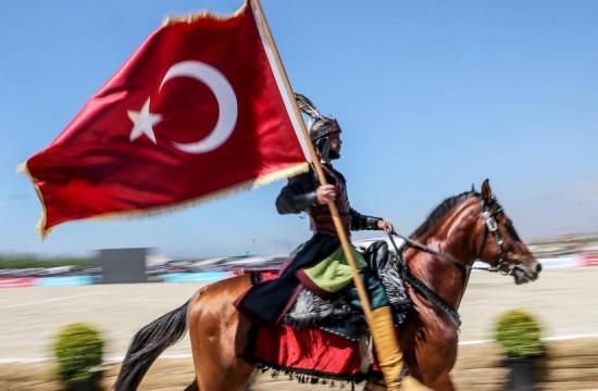 Turkish Rider