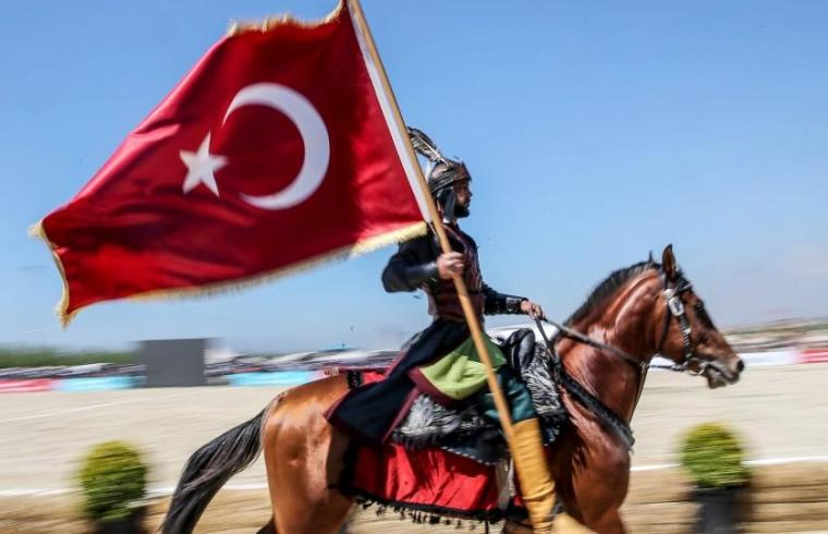 The horse in Turkish culture - Gustavo Mirabal Castro