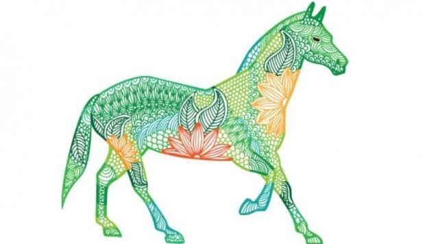 caballo en la sabiduría china