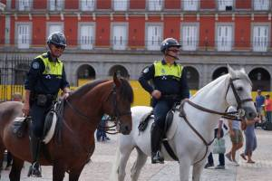 Madrid Mounted Police
