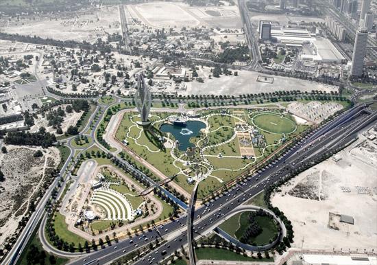 Blossoming Dubai - Future of Dubai Architecture