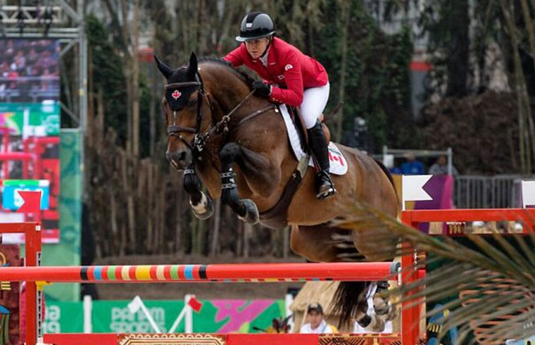 Canadian Showjumper Nicole Walker