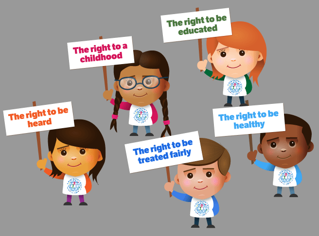 Know all about Childrens Rights under UNCRC and the right to a childhood