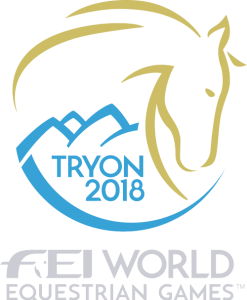 Logo of World Equestrian Games Tryon 2018