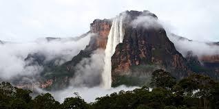 Salto Ángel (Estado Bolívar – Venezuela)