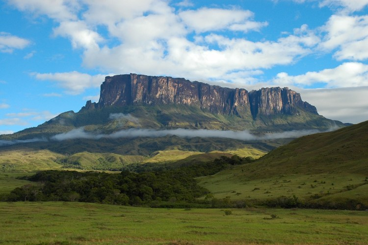 Tepuy Roraima - Mount Roraima