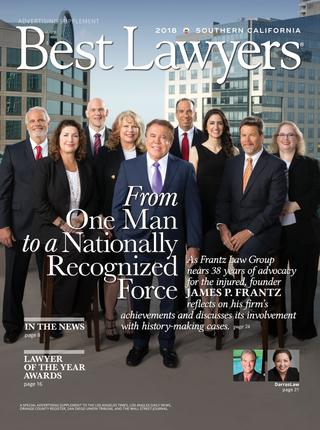 Best lawyers magazine