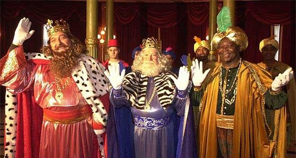 Celebración de los Reyes Magos en España