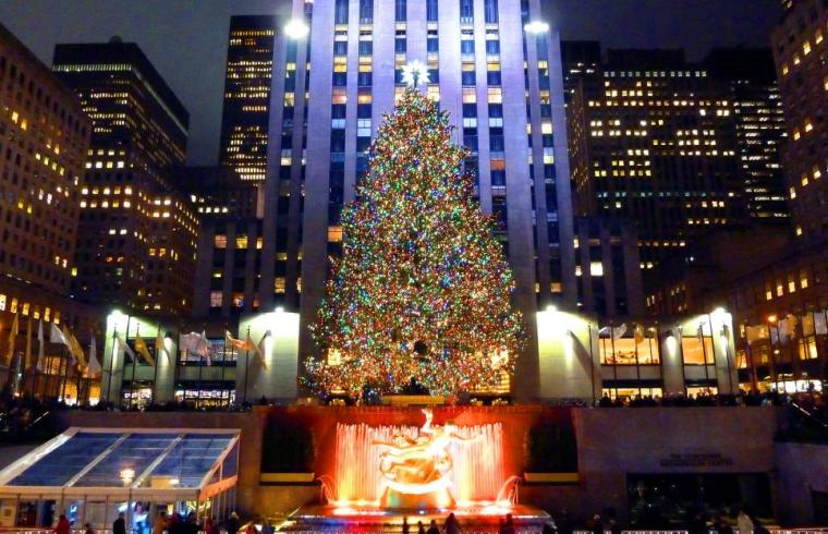 Magical Christmas in New York