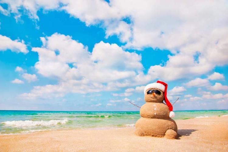 Navidad en Australía