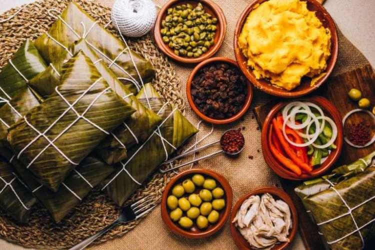 Preparing the Venezuelan Hallaca