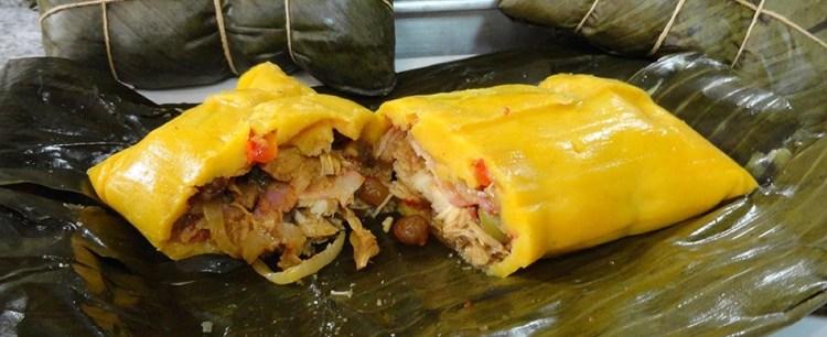 "The ""Hallaca"" - Venezuelan Cuisine"