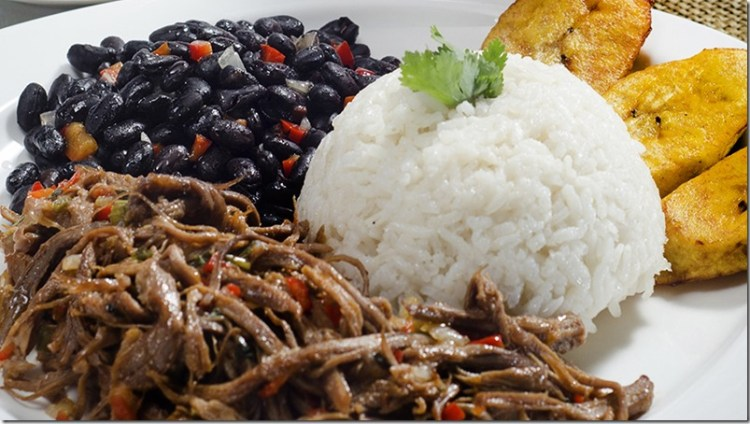 "The ""Pabellón"" or Pavillion - Venezuelan Cuisine"