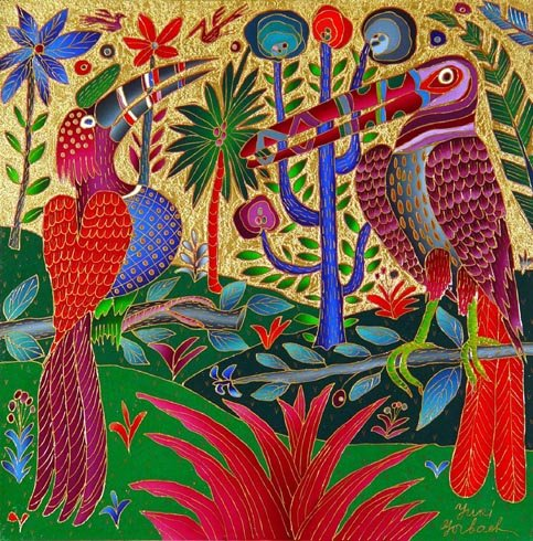 Tropical Birds, (1999) - Yuri Gorbachov