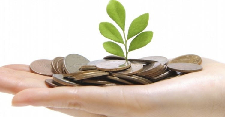 Savings for finance for entrepreneurship