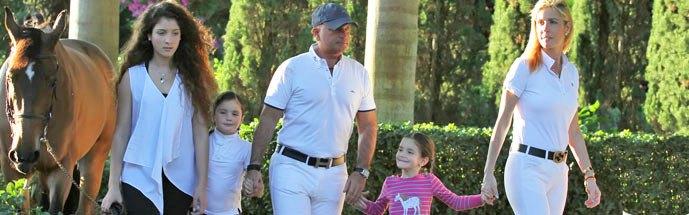 G&C Farm 2014 - La familia de Gustavo Mirabal Castro