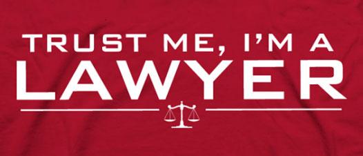 Trust me im a Lawyer - Gustavo Mirabal