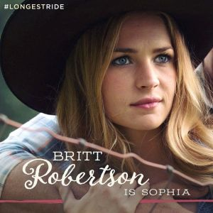 Brit Robertson as Sophia - The Longest Ride