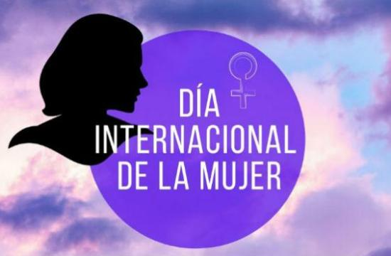 Día Internacional de la Mujer #GeneraciónIgualdad
