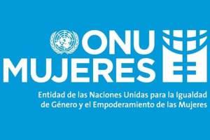 Logo de ONU Mujeres