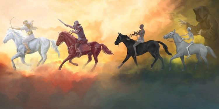 The Four Horses of Apocalypse