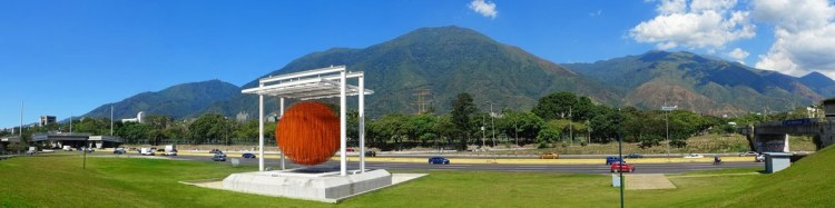 The Sphere of Soto in Caracas