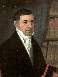 Don Cristóbal Hurtado de Mendoza. Primer presidente constitucional en Venezuela 1811.