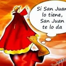 Si San Juan lo tiene, San Juan te lo da