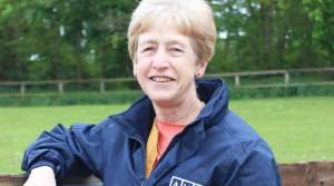 Dr. Sue Dyson specialist in equine orthopedics