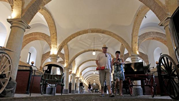 Royal Stables in Cordoba: an equestrian region