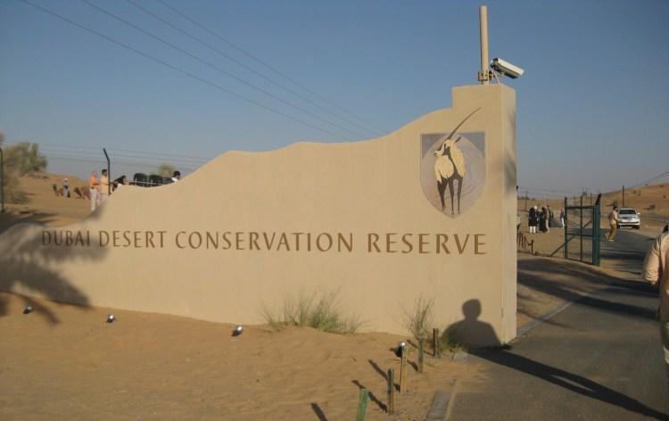 Dubai Desert Conservative Reserve