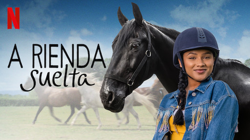 Free rein - The Horse in the Netflix Series - Horseback genre