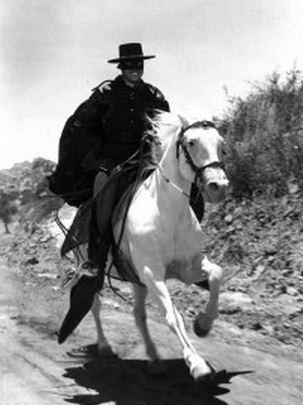 Fantasma - El caballo del Zorro