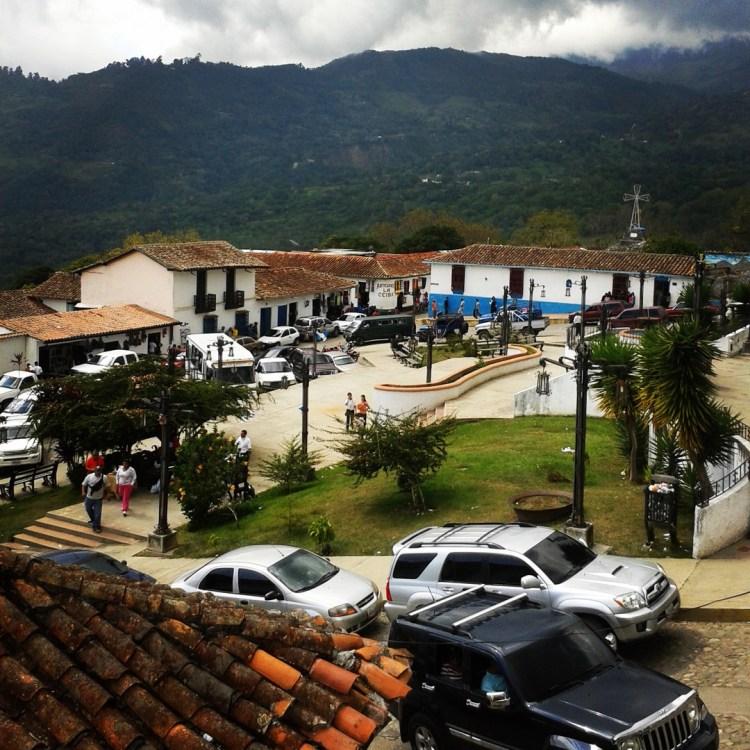El Jají, a charming little town in Mérida - Top ten favorite cities of Gustavo Mirabal