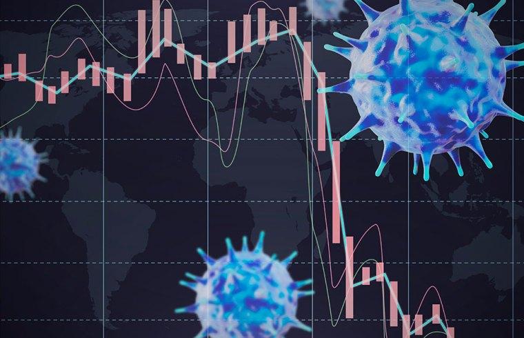 Tecnología de la banca moderna contra el coronavirus