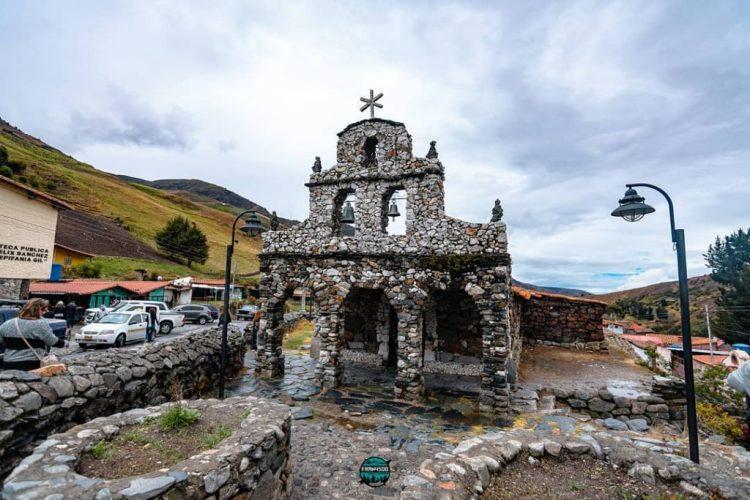 La Capilla de Piedra (The Stone Chapel)
