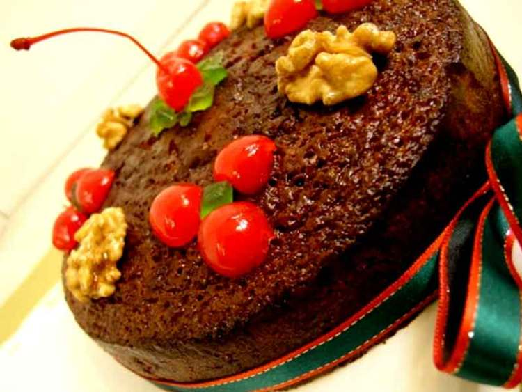La torta negra - Un plato típico de la navidad venezolana