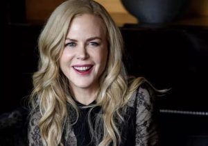 A celebrity who loves horses - Nicole Kidman