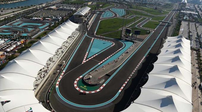 Circuito Yas Marina - Formula 1 - Isla de Yas - Abu Dhabi