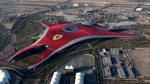Ferrari Word - The Dream Theme Park for Gustavo Mirabal Poderopedia Venezuela